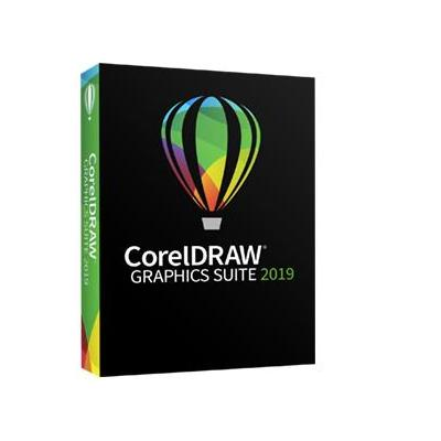 Corel DRAW Graphics Suite 2019 Grafische software