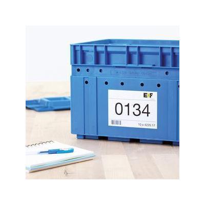 Herma etiket: A3-etiketten wit 297x420 Papier Premium A3 100 st.