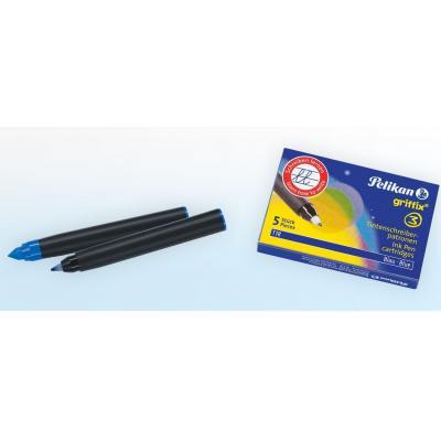 Pelikan pen-hervulling: griffix - Zwart