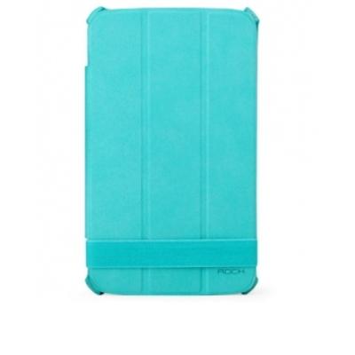 ROCK Texture Tablet case - Turkoois