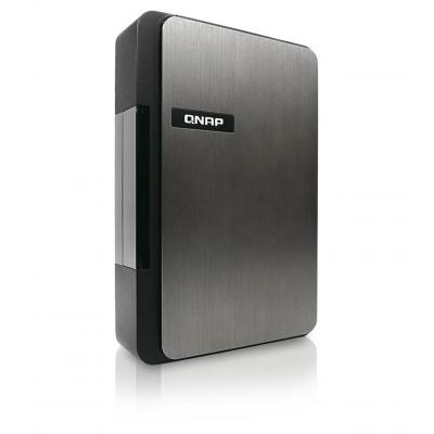 Qnap : VS-S2204 Pro+ - Zwart