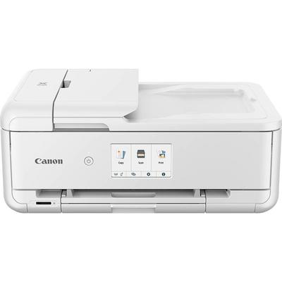 Canon PIXMA TS9551C Multifunctional - Zwart, Cyaan, magenta, Zwart Pigment, Geel