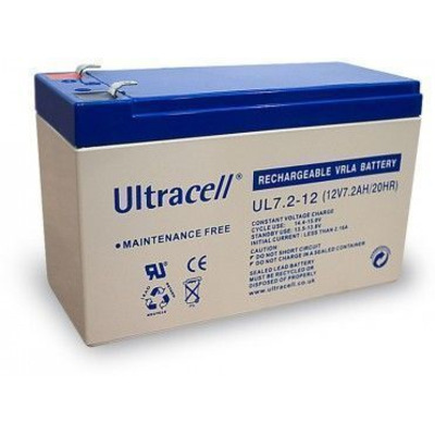 CoreParts MBXLDAD-BA026 UPS batterij - Blauw,Zilver