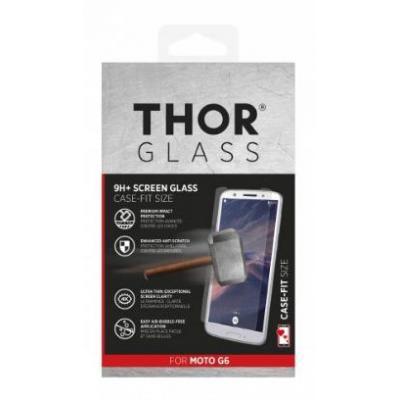 Thor 32105 Screen protector - Zwart, Transparant