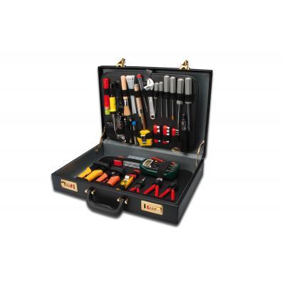 Assmann electronic stopcontact & gereedschapset: Tool Suitcase