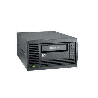 HP StorageWorks 230 tape drive - Zwart