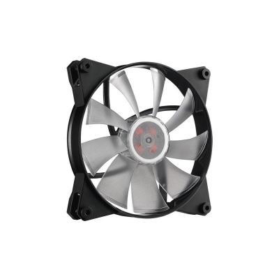 Cooler Master MasterFan Pro 140 Air Flow RGB Hardware koeling - Zwart, Transparant