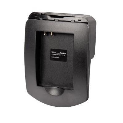 Hama Adapter Plate f/ Canon NB-5L Oplader - Zwart