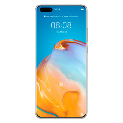Huawei P40 Pro+ Smartphone - Wit 512GB
