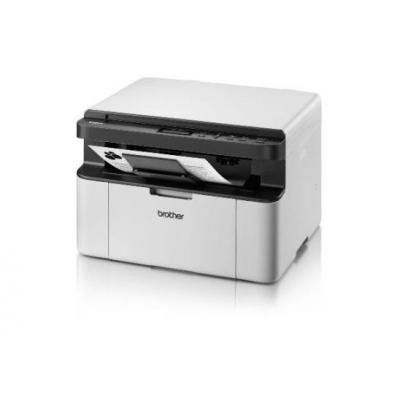 Brother multifunctional: 3-in-1 Laserprinter  - Zwart