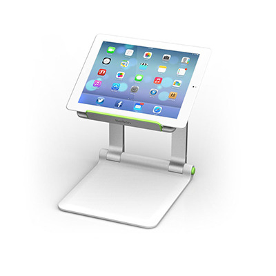 Belkin Portable Tablet Stage Multimedia kar & stand - Groen,Zilver
