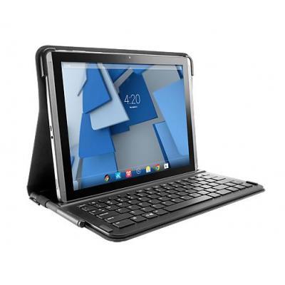 HP Pro Slate 12 Bluetooth Keyboard Case, Black Mobile device keyboard - Zwart