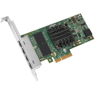 DELL Intel Ethernet i350 QP 1Gb Netwerkkaart - Multi kleuren