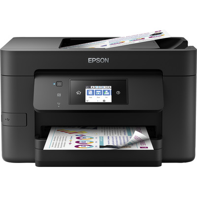 Epson WorkForce Pro WF-4720DWF Multifunctional - Zwart, Cyaan, Magenta, Geel