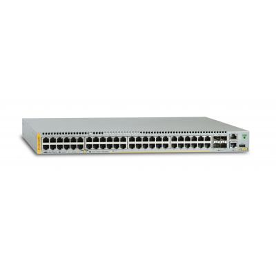 Allied Telesis AT-x930-52GPX Switch - Grijs
