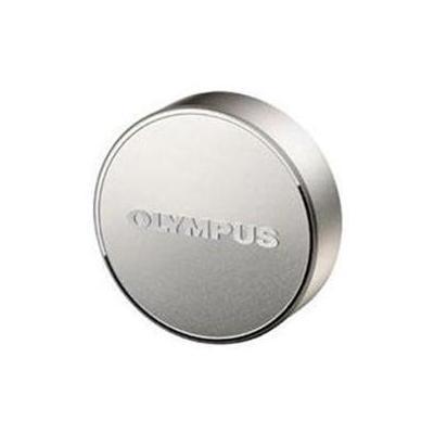 Olympus LC-61 Lensdop - Metallic