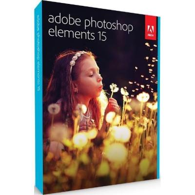 Adobe grafische software: Photoshop Elements Upgrade Photoshop Elements >14 >15 (ENG)
