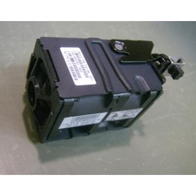 Hp Hardware koeling: 732136-001 - Zwart (Refurbished ZG)