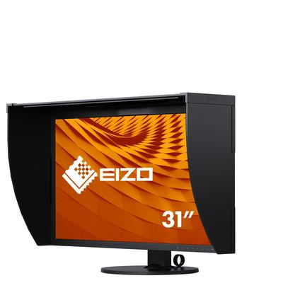 """EIZO ColorEdge 31"""" 4K DCI Monitor - Zwart"""