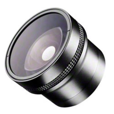 Walimex 18245 Camera lens - Zwart