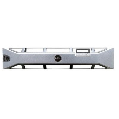 Dell rack toebehoren: Omlijsting Station Chassis voor PowerEdge R730/xd - Zilver