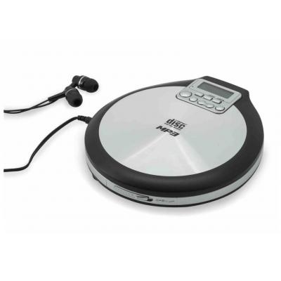 Soundmaster CD speler: CD9220 - Zwart, Roestvrijstaal