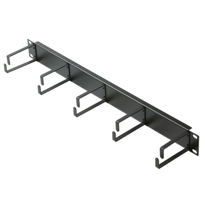 Hewlett Packard Enterprise Rack Cable Management 1U Brush Kit Rack toebehoren - Zwart