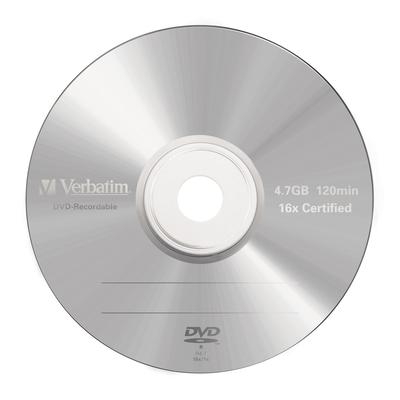 Verbatim DVD: VB-DMR47JCA