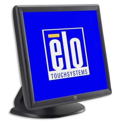 "Elo Touch Solution Elo Entuitive 1915L 19"" LCD Desktop, IT - Serial/USB"" Touchscreen monitor - Grijs"