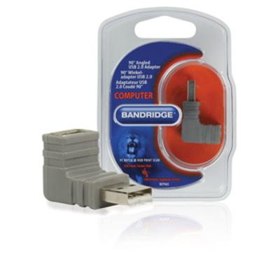 Bandridge BCP465 Kabel adapter - Grijs