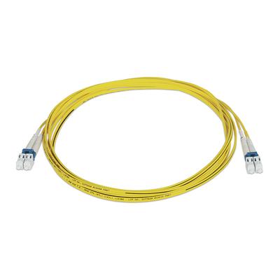 Extron 2LC SM P/2 Fiber optic kabel - Geel