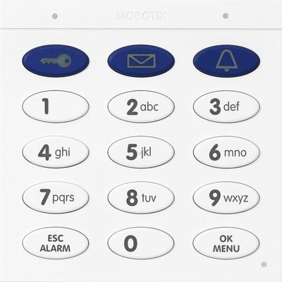 Mobotix MX-Keypad1-EXT-BL Beveiligingsdeur controller