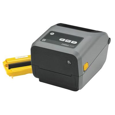 Zebra ZD420c TT - USB - Ethernet - BTLE (203dpi) Labelprinter - Zwart