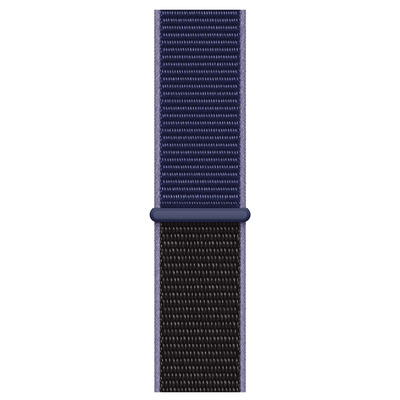 Apple Geweven sportbandje - Middernachtblauw (44 mm)