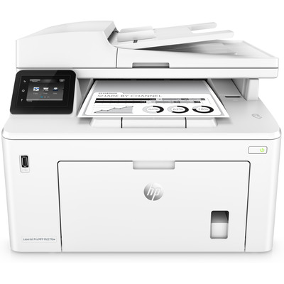 HP LaserJet Pro M227fdw Multifunctional - Zwart