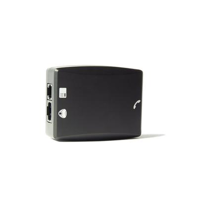 Konftel telefonie switch: Deskphone Adapter 0,5M & 3M Cable - Zwart