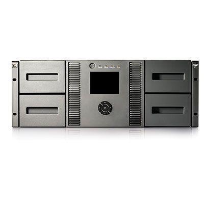 Hewlett packard enterprise tape autoader: StorageWorks MSL4048 - Zwart