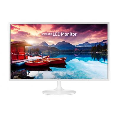 Samsung monitor: Full HD Monitor 32 inch LS32F351FUU - Wit