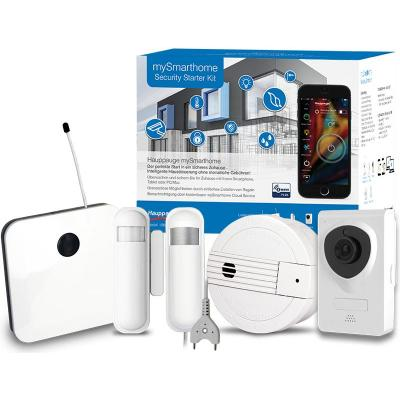 Hauppauge mySmarthome SECURITY Starter Kit - Wit