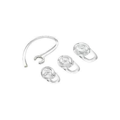 Plantronics oordop: Spare medium earbud kit for M100, M1100 - Transparant
