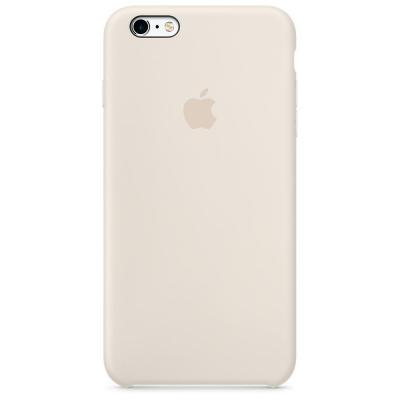Apple mobile phone case: Siliconenhoesje voor iPhone 6s Plus - Antiekwit - Ivoor