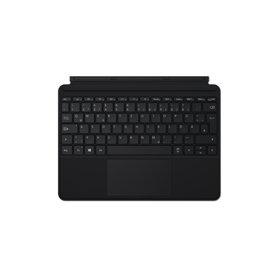 Microsoft Go Type Cover - QWERTZ Mobile device keyboard - Zwart
