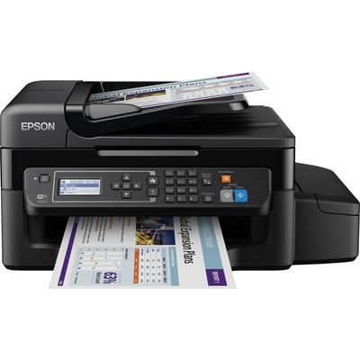 Epson EcoTank ET-4500 Multifunctional - Zwart, Cyaan, Magenta, Geel