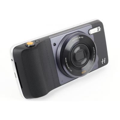 Lenovo accessoire : Hasselblad True Zoom - Zwart, Grijs