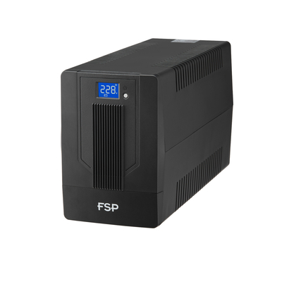 FSP/Fortron iFP 1K UPS - Zwart