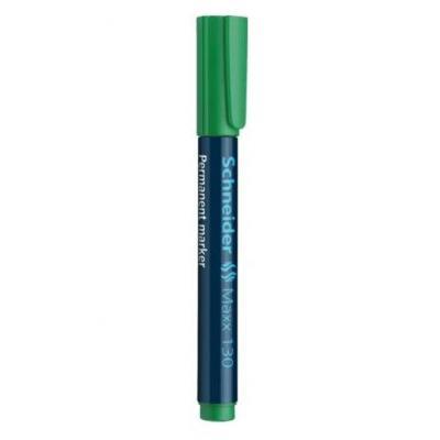 Schneider marker: Maxx 130 - Zwart, Groen