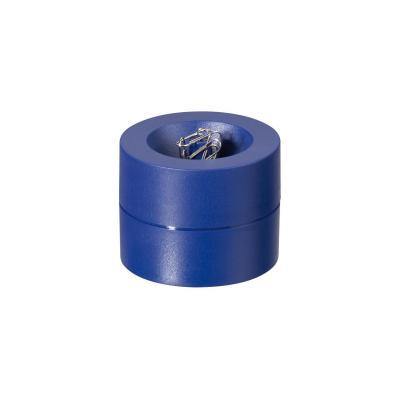 Maul paperclip: Ø 7.3 cm, 6 cm - Blauw