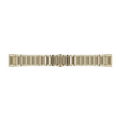 Garmin horloge-band: QuickFit 20 - Champagne