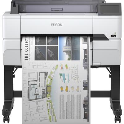 Epson SureColor SC-T3400 - Wireless Printer (with Stand) Grootformaat printer - Zwart,Cyaan,Magenta,Geel