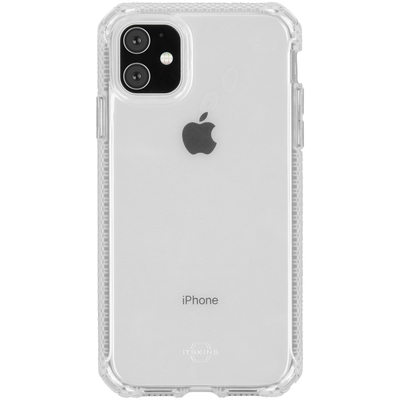 ITSKINS Spectrum Backcover iPhone 11 - Transparant - Transparant / Transparent Mobile phone case